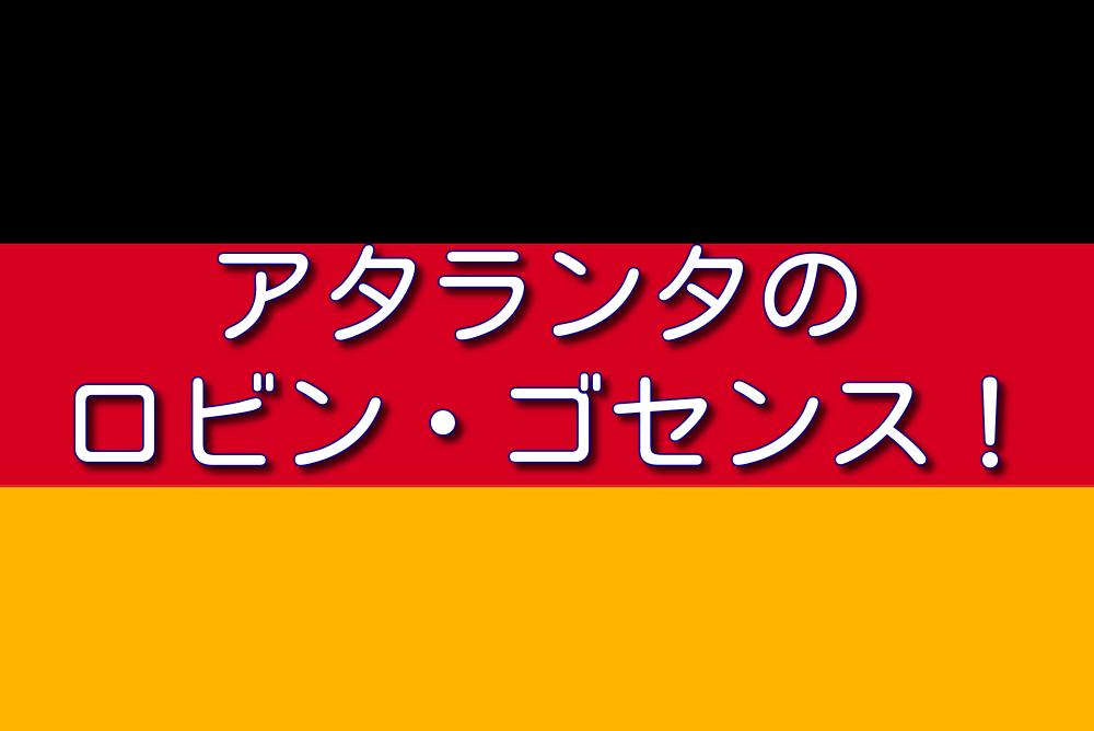 ロビン・ゴセンス
